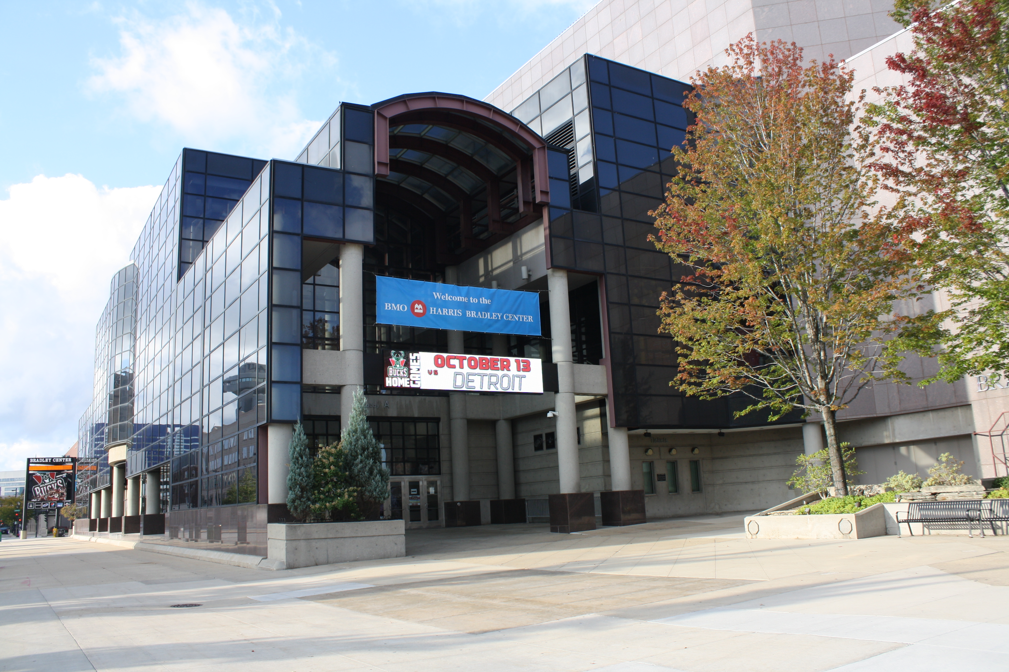 BMO Harris Bradley Center #