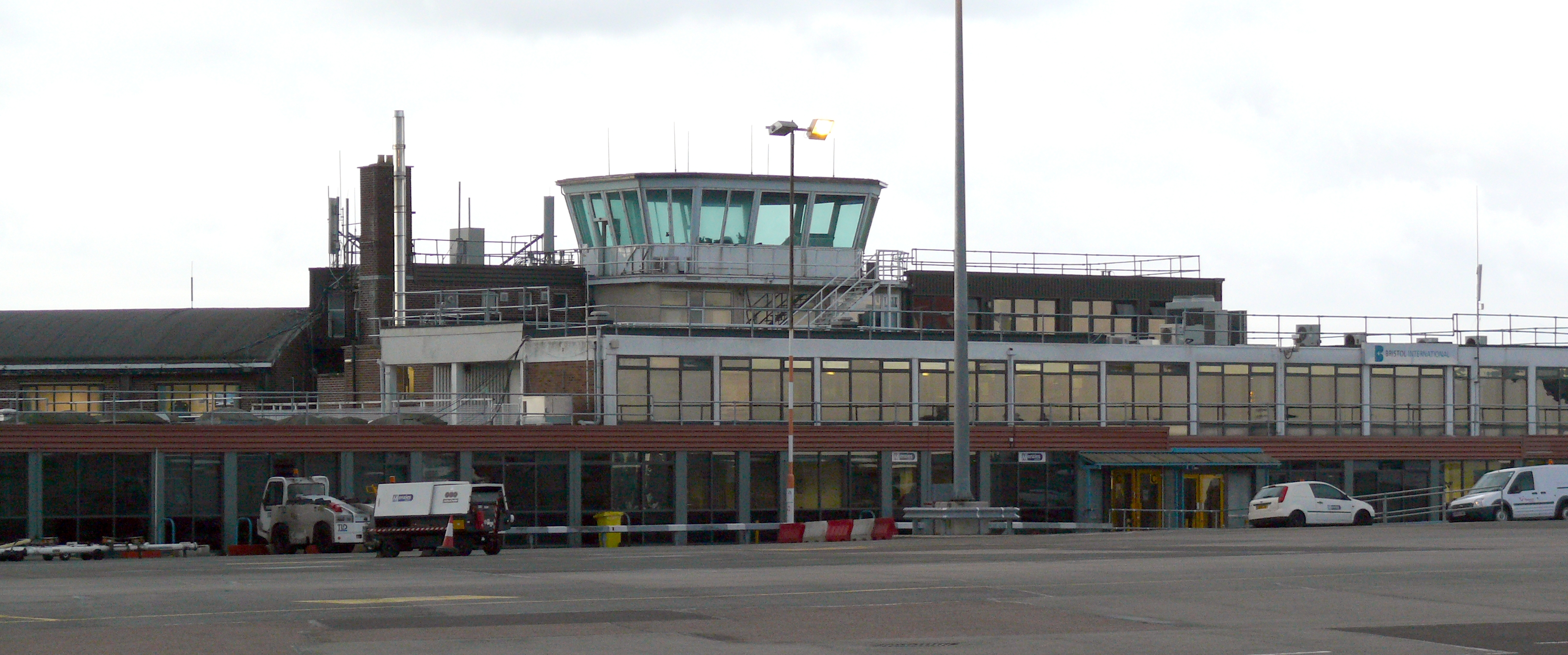 Old Terminal Building Bristol Airport