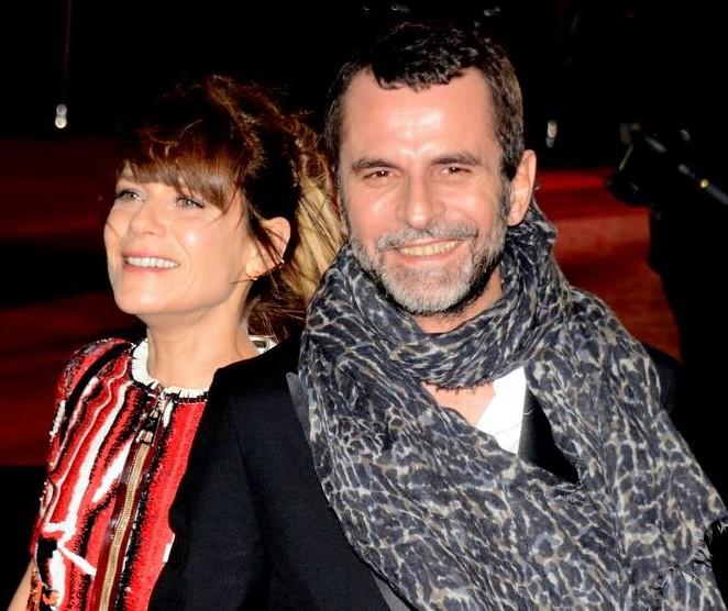 Marina Foïs et Éric Lartigau à la cérémonie des César.   Photo : Wikimedia