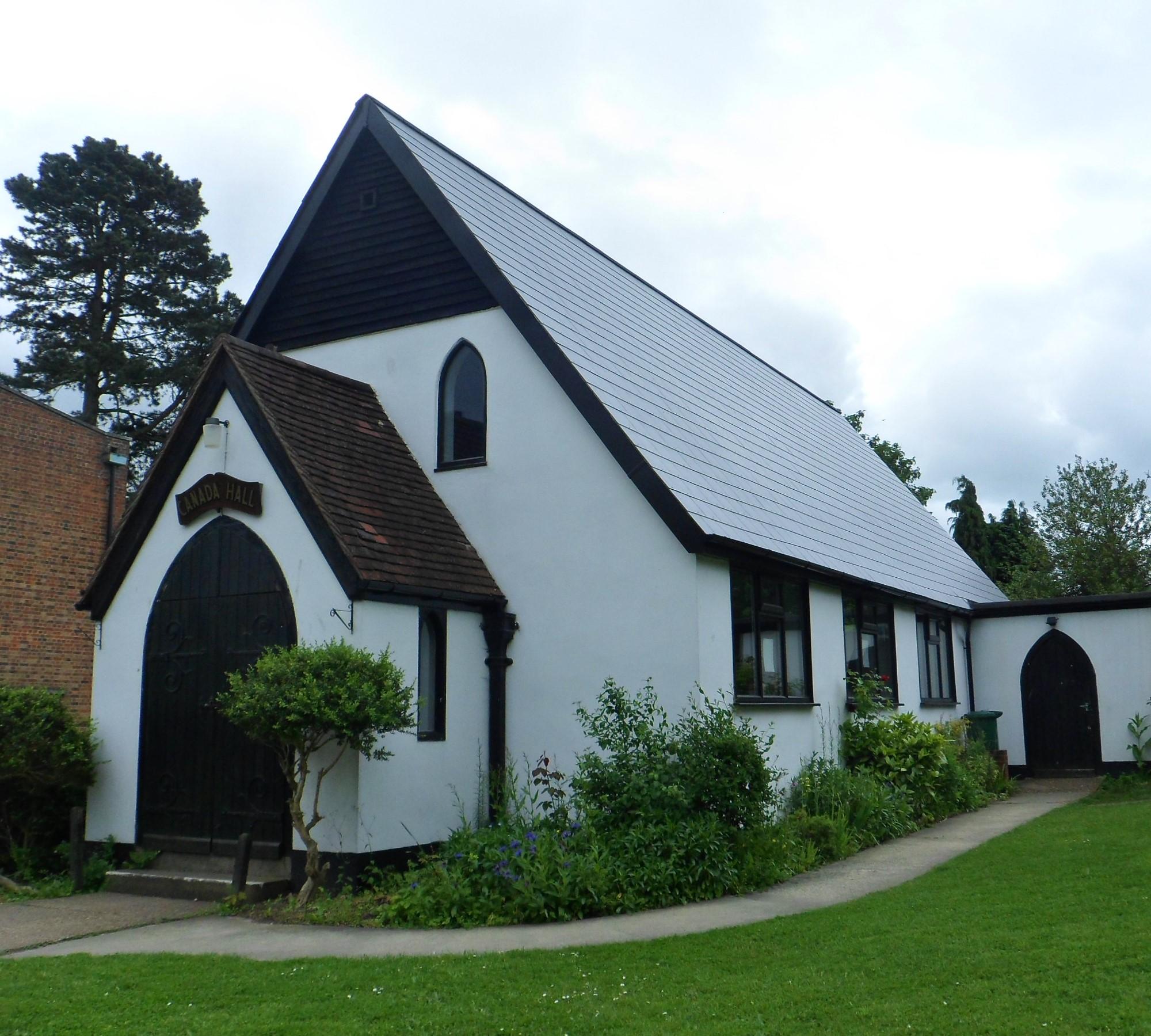FileCanada Hall All Saints Church Nutfield Road South Merstham June