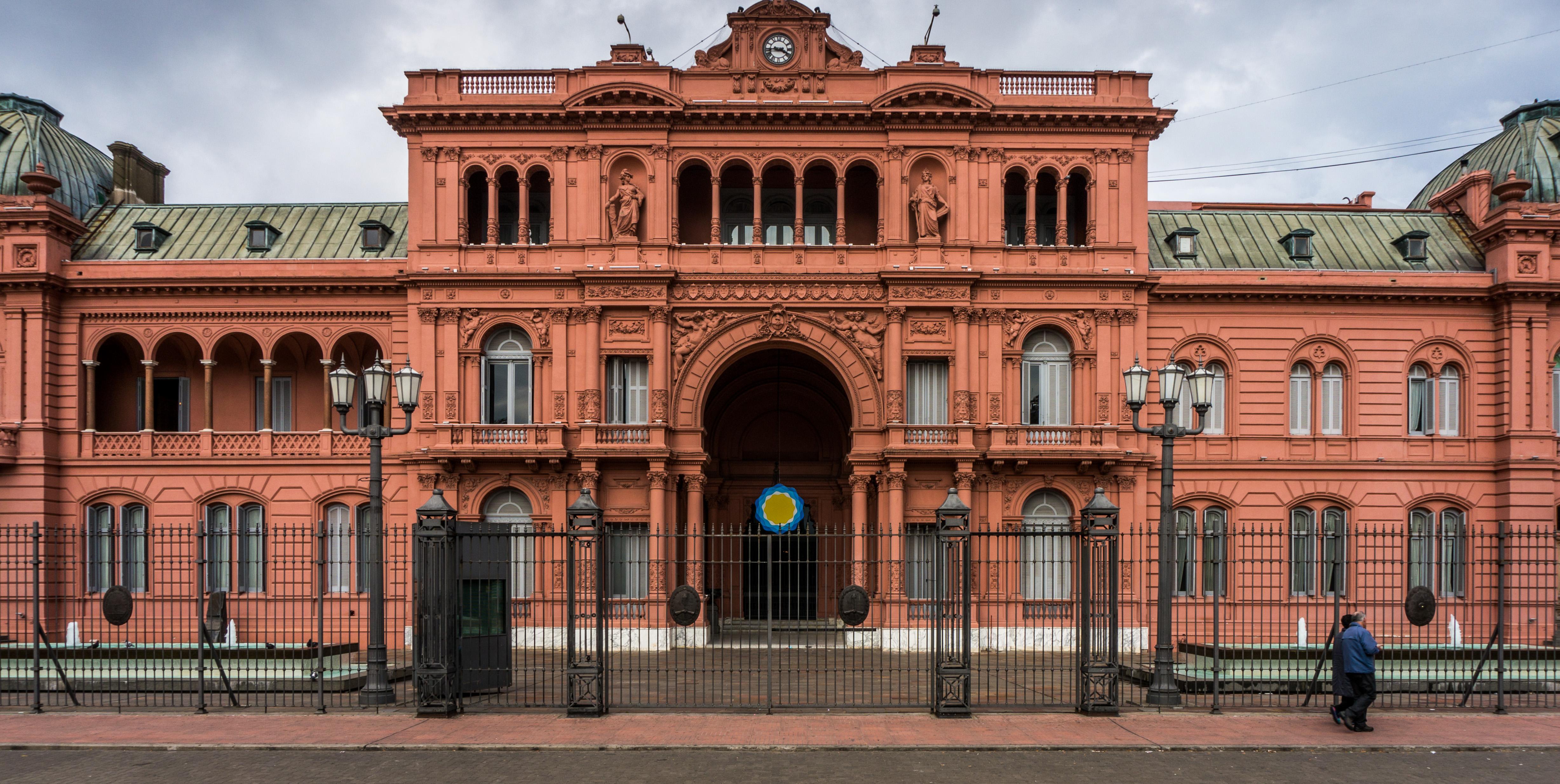 Casa rosada wikiwand for Casa argentina