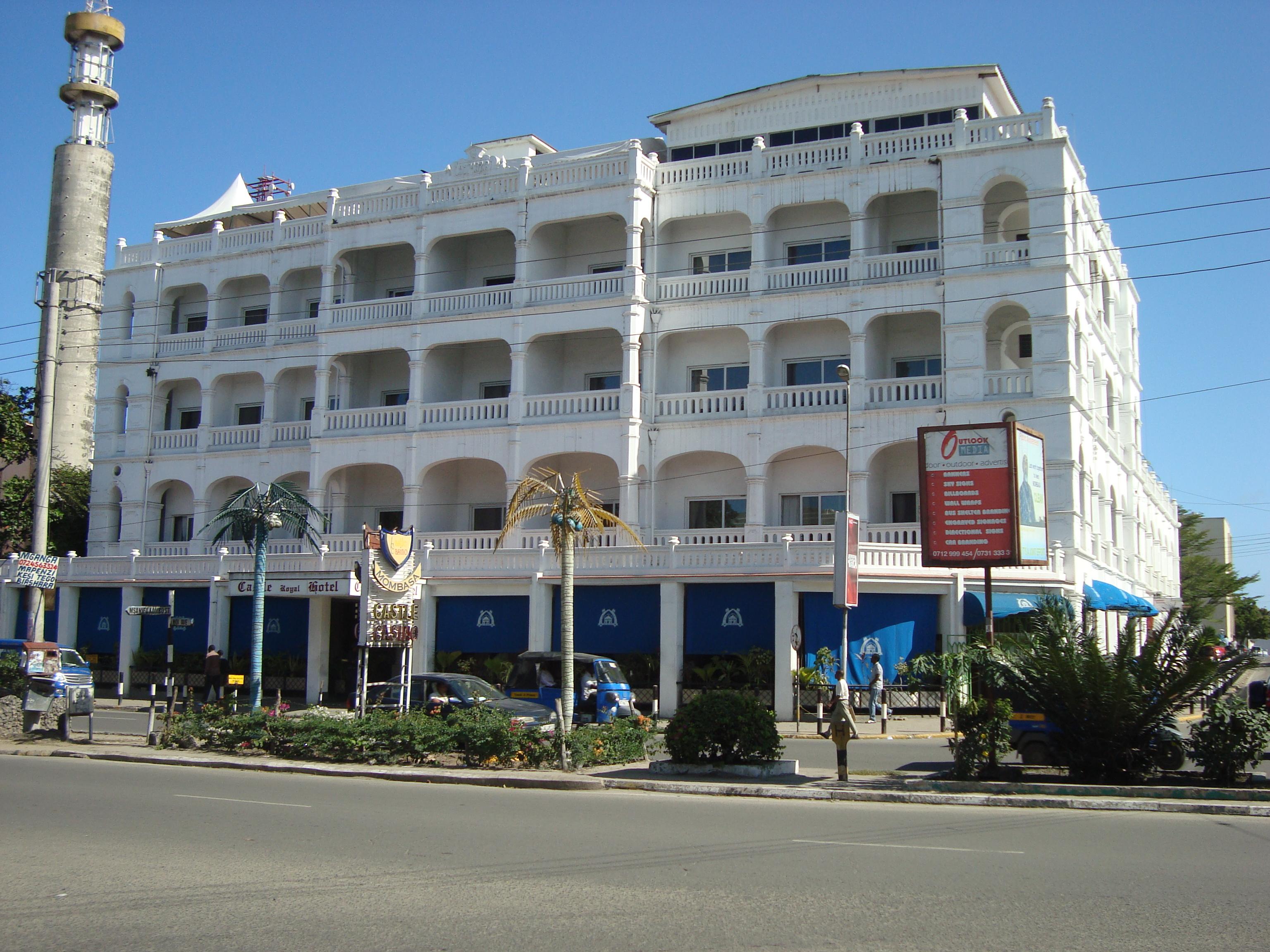 Hotel Terrace Beach Resort Side Turkei