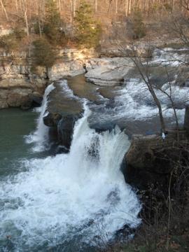 Cagles Mill Lake & Cataract Falls