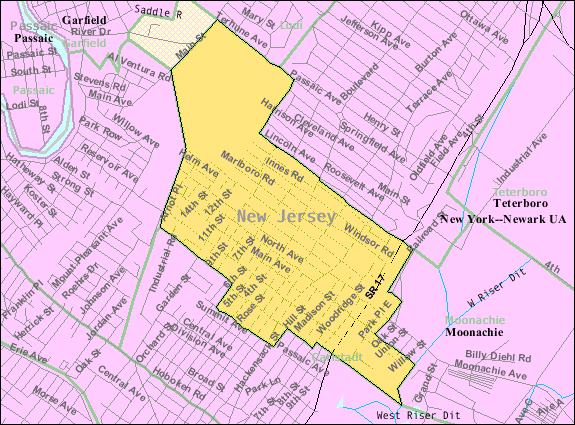 Census Bureau Maps on