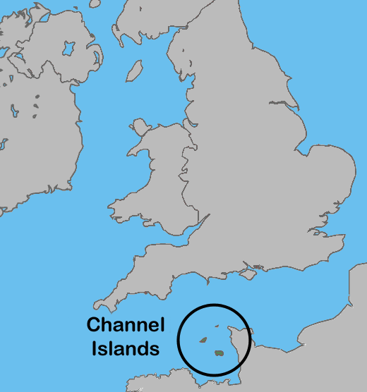 Guernsey England Map.List Of Shipwrecks In The Channel Islands Wikipedia