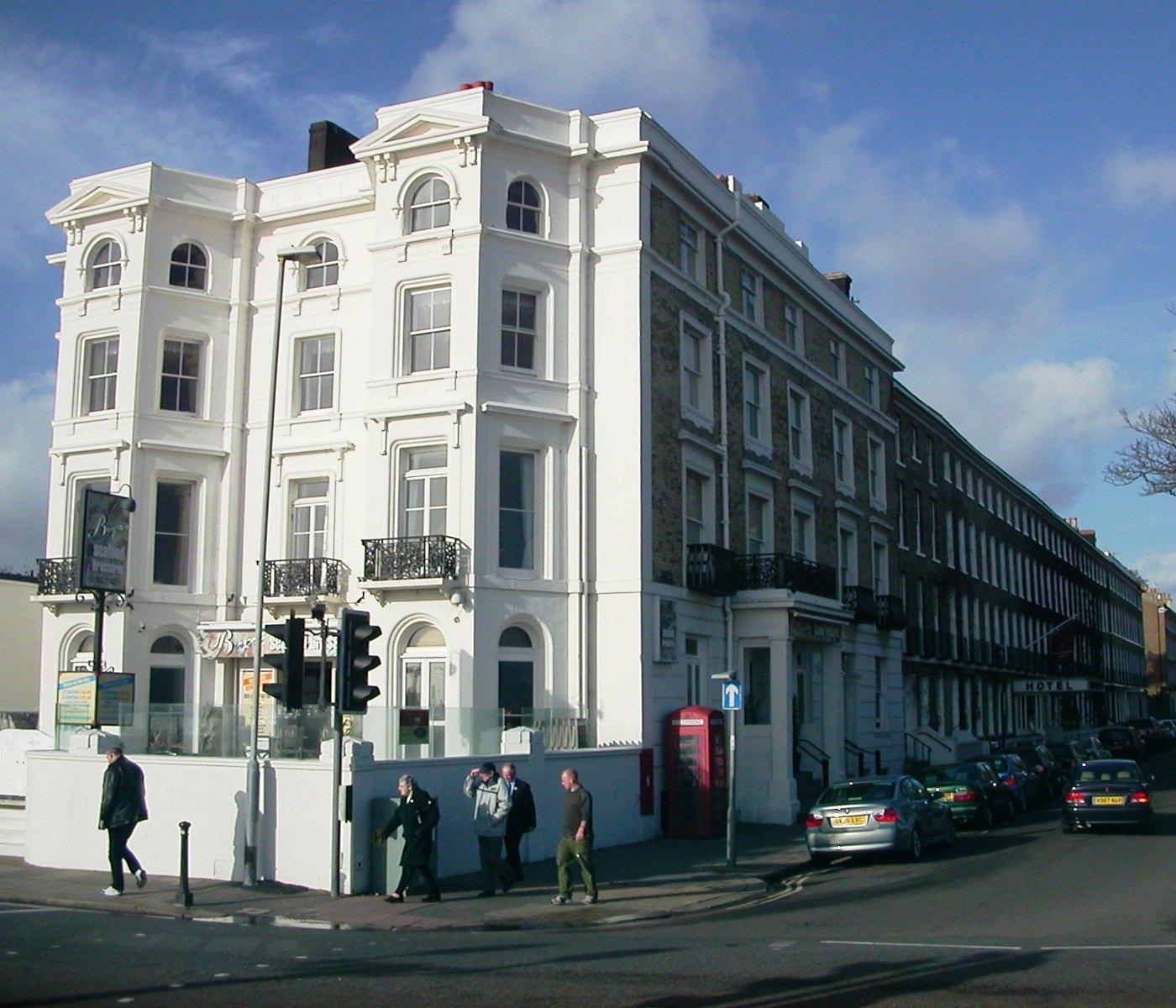 File Chatsworth Hotel The Steyne Worthing Ioe Code 433054 Jpg