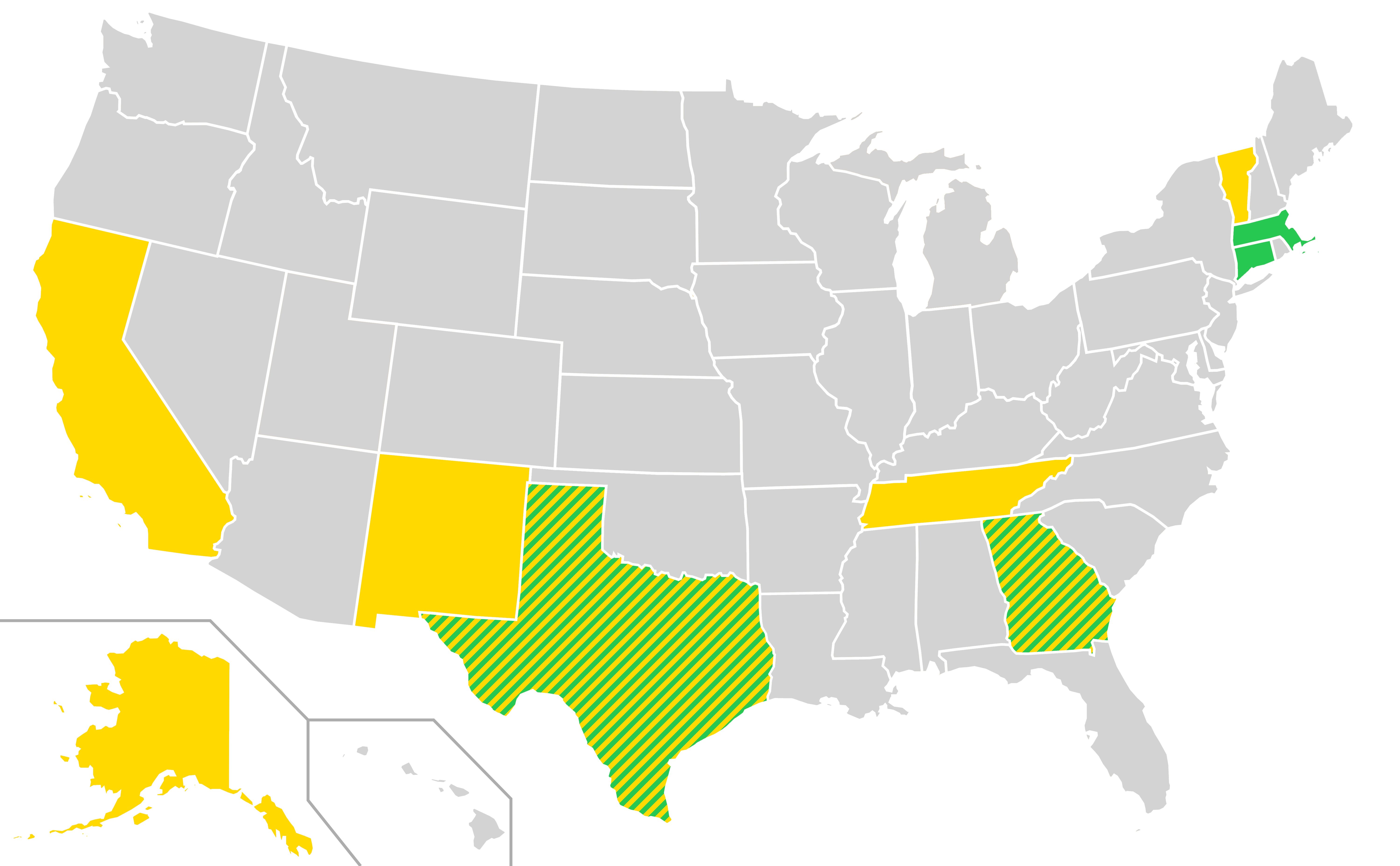 File Combined Home States Of Libertarian Party Greens Green Party