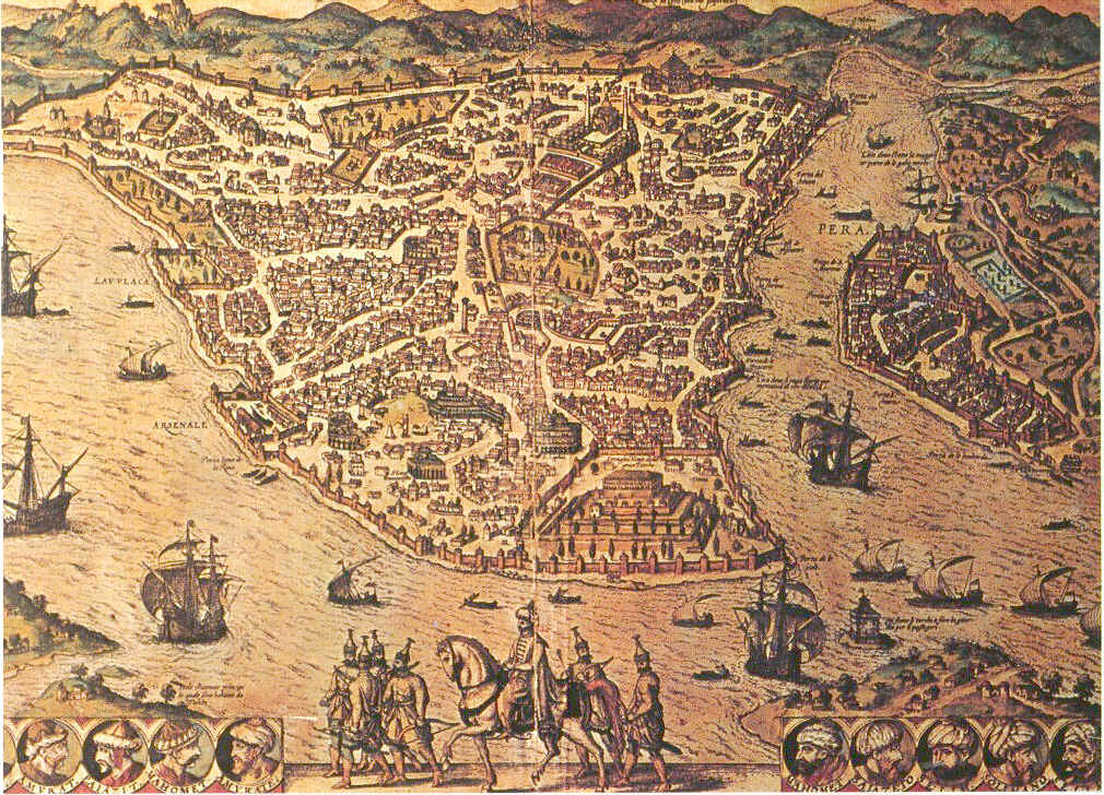an analysis of the topic of the constantinople and the gateway city The third being taxes every province produces trade goods stemming from the life take a look at these 25 most beautiful cities in a description of constantinople.