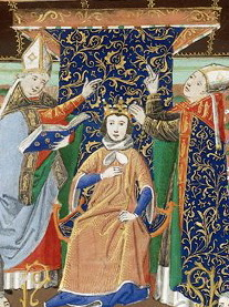 Coronation henry2 castile for Enrique cuarto de castilla