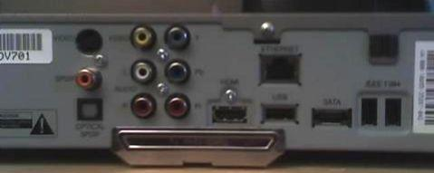 Motorola dvr 6416 iii manual