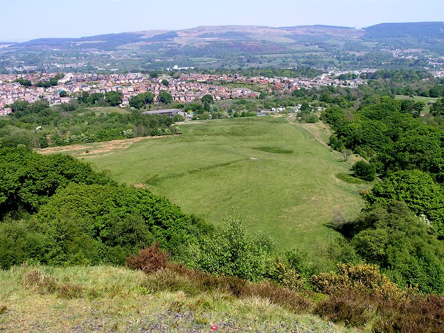 Dare Valley Country Park - geograph.org.uk - 425345