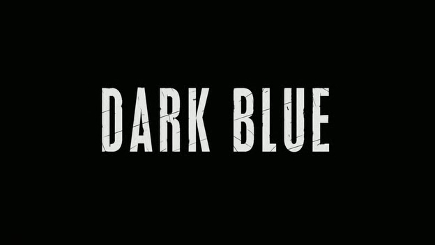 Dark Blue (TV series) - Wikipedia