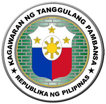 Department of National Defense logo