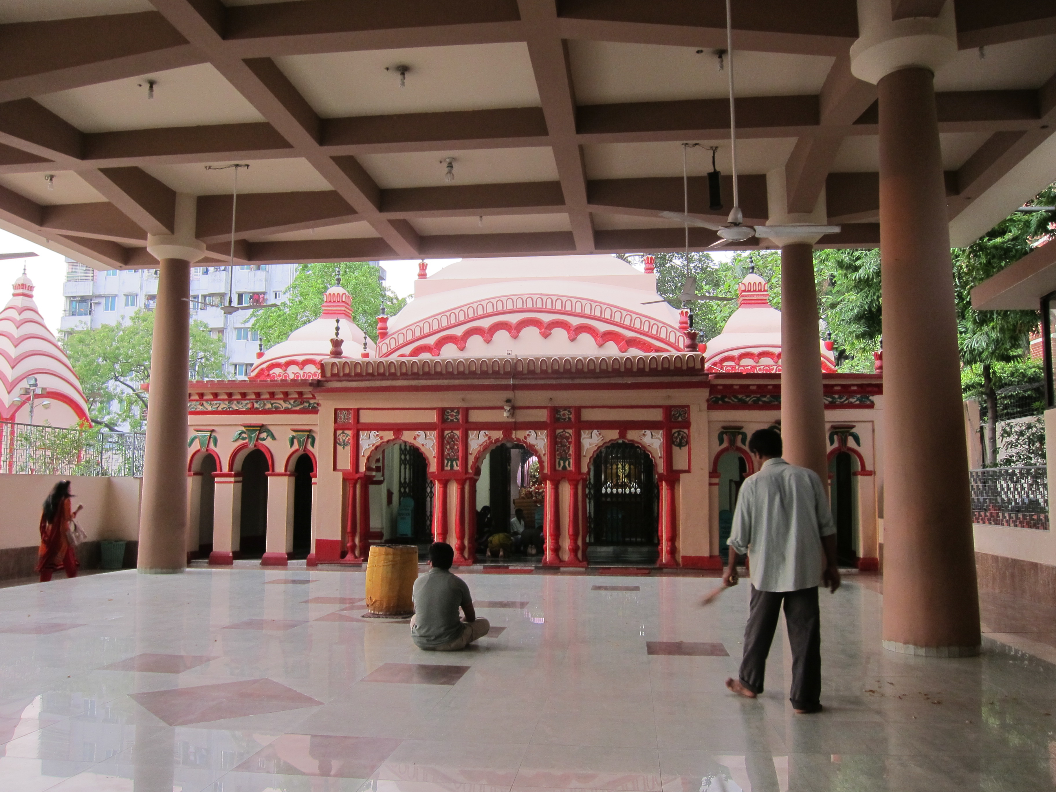 Dhakeshwari Temple - Wikipedia