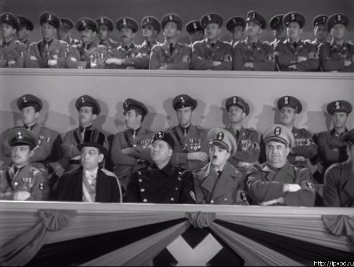 The Great Dictator trailer
