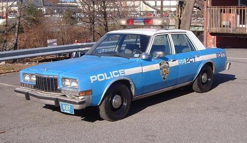 File Dodge Diplomat Nypd Police Car Jpg Wikimedia Commons
