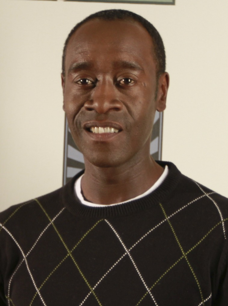 Den 53-år gammal, 174 cm lång Don Cheadle in 2018 photo