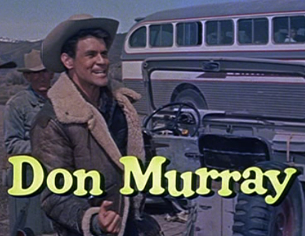 Depiction of Don Murray