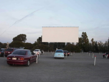 Coburg Drive In Cars