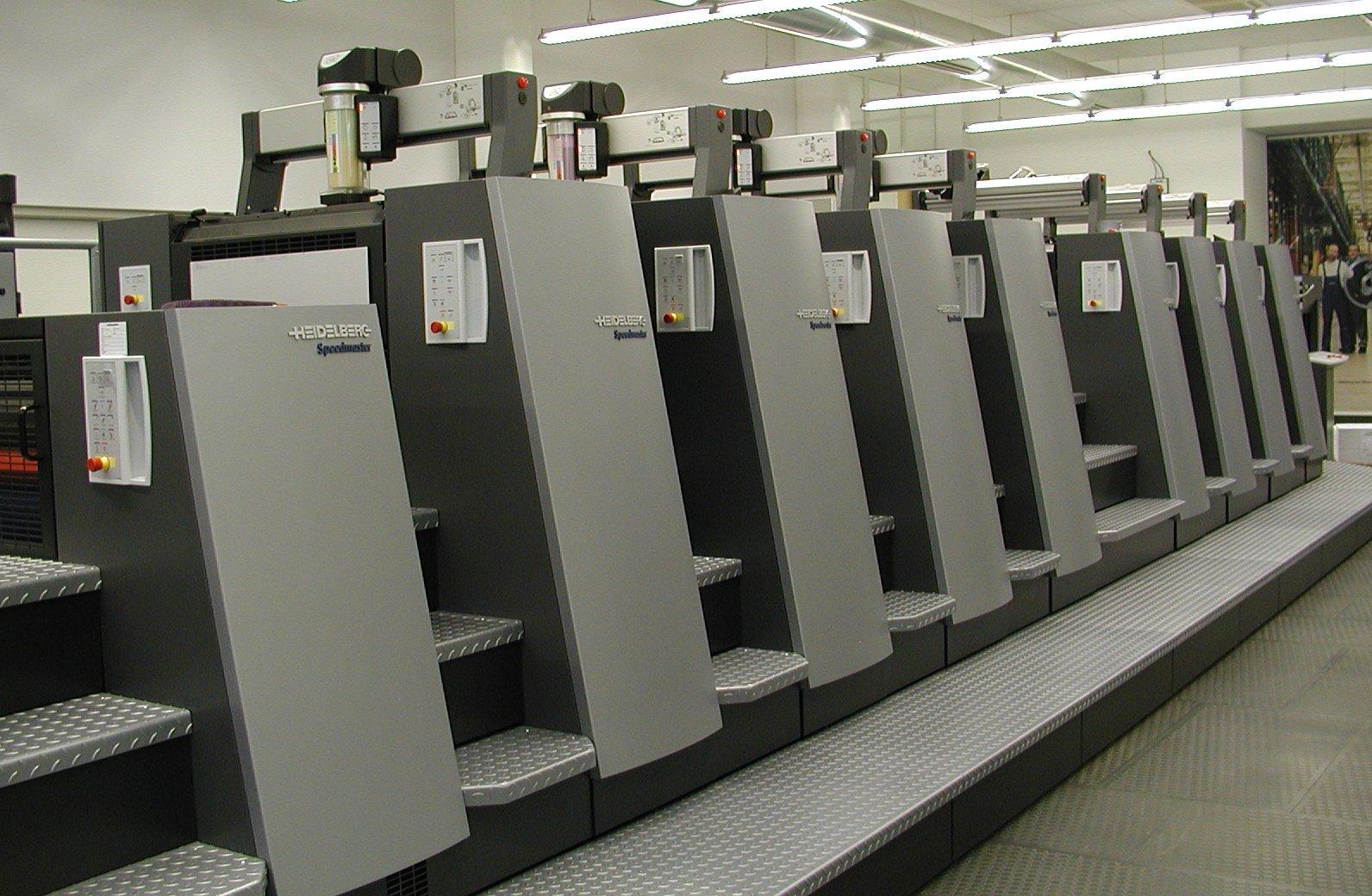 Heidelberger Druckmaschinen