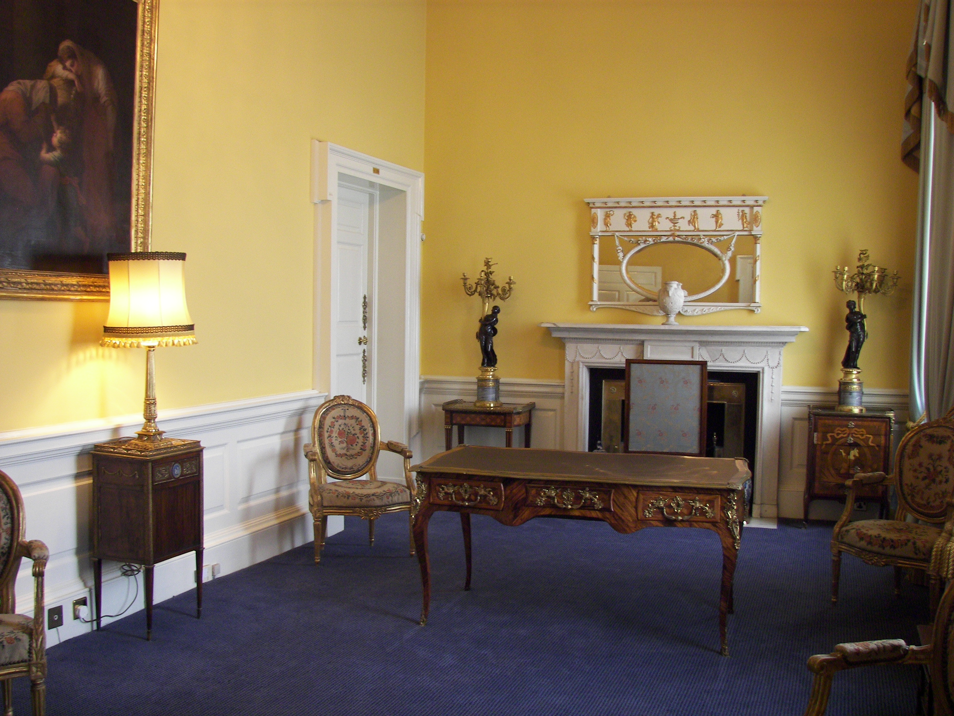 Http Commons Wikimedia Org Wiki File Dublin Castle Yellow Room 2 Jpg