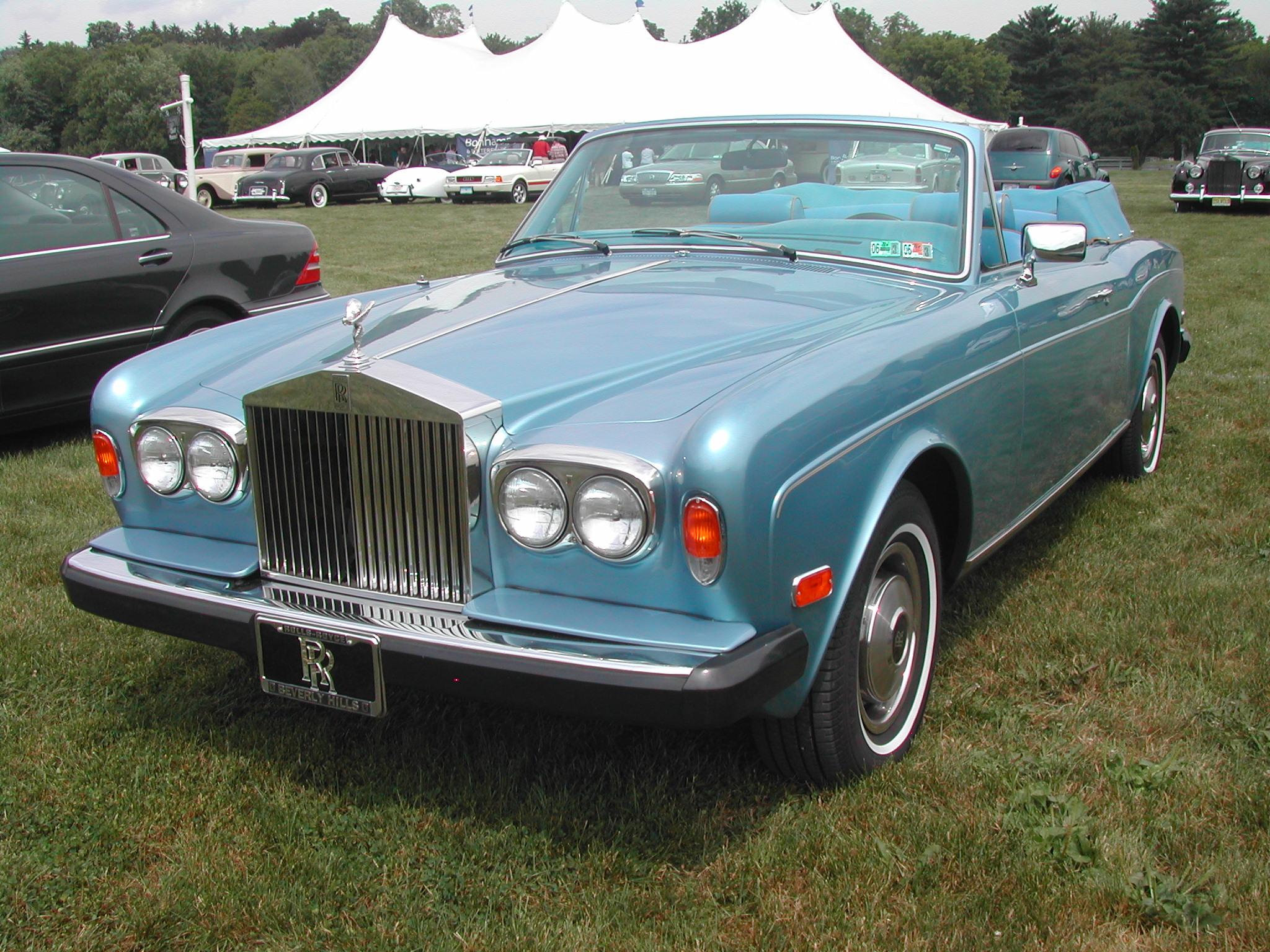 Rolls Royce Corniche Wikipedia