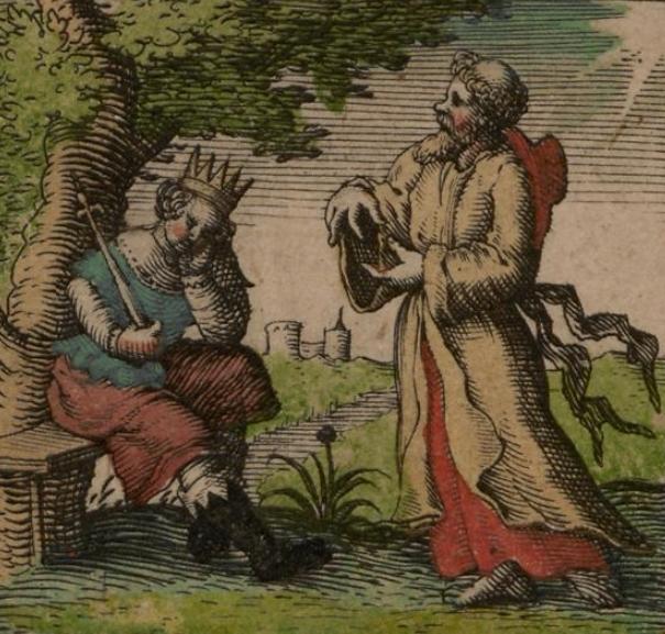 Paulinus z Yorku i król Edwin