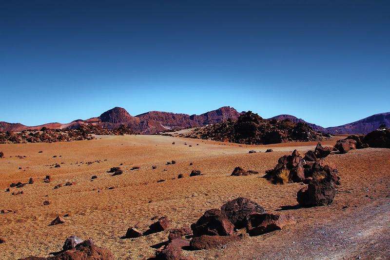 Вулканическое лето, оно же Марс