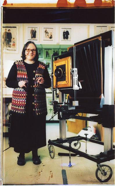 Image of Elsa Dorfman from Wikidata