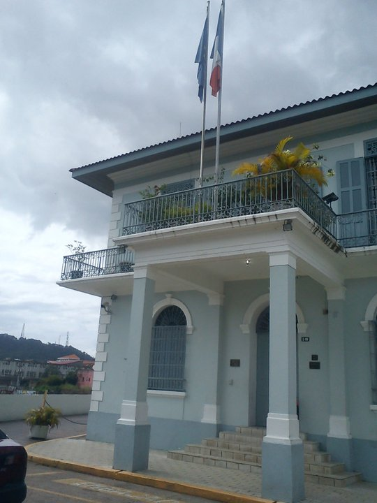 list of diplomatic missions in panama