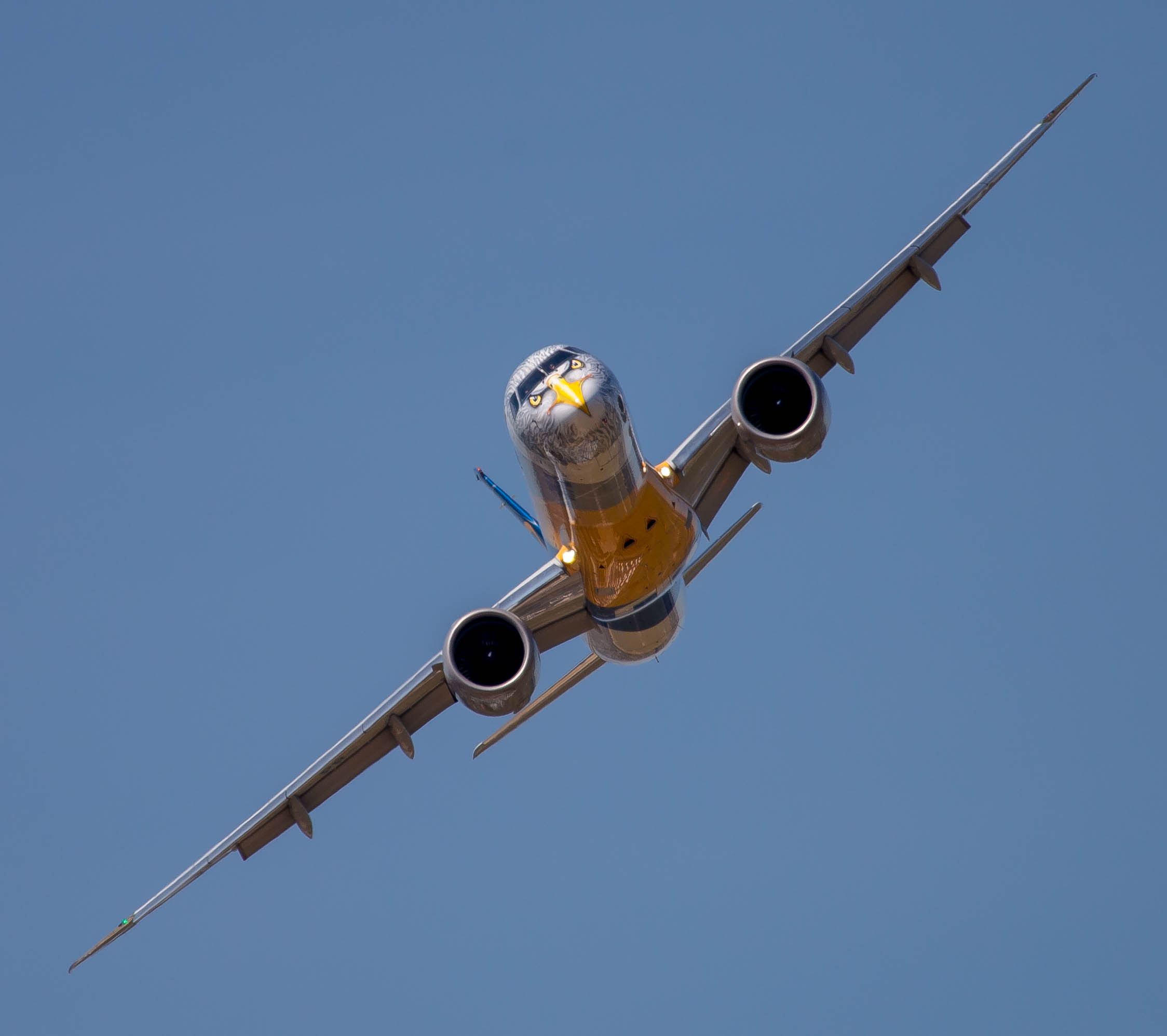 Embraer E-Jet E2 family - Wikipedia