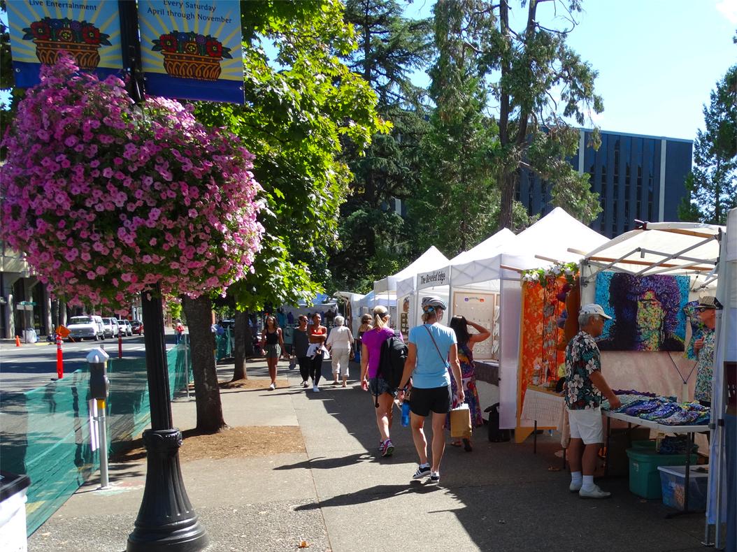 Eugene Saturday Market - Wikipedia