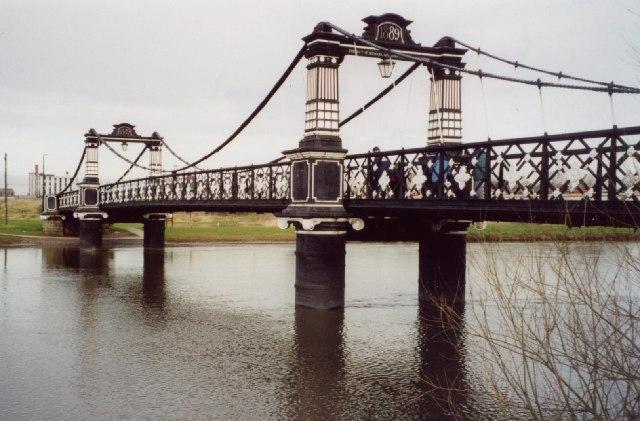Ferry Bridge, Burton upon Trent - geograph.org.uk - 61631