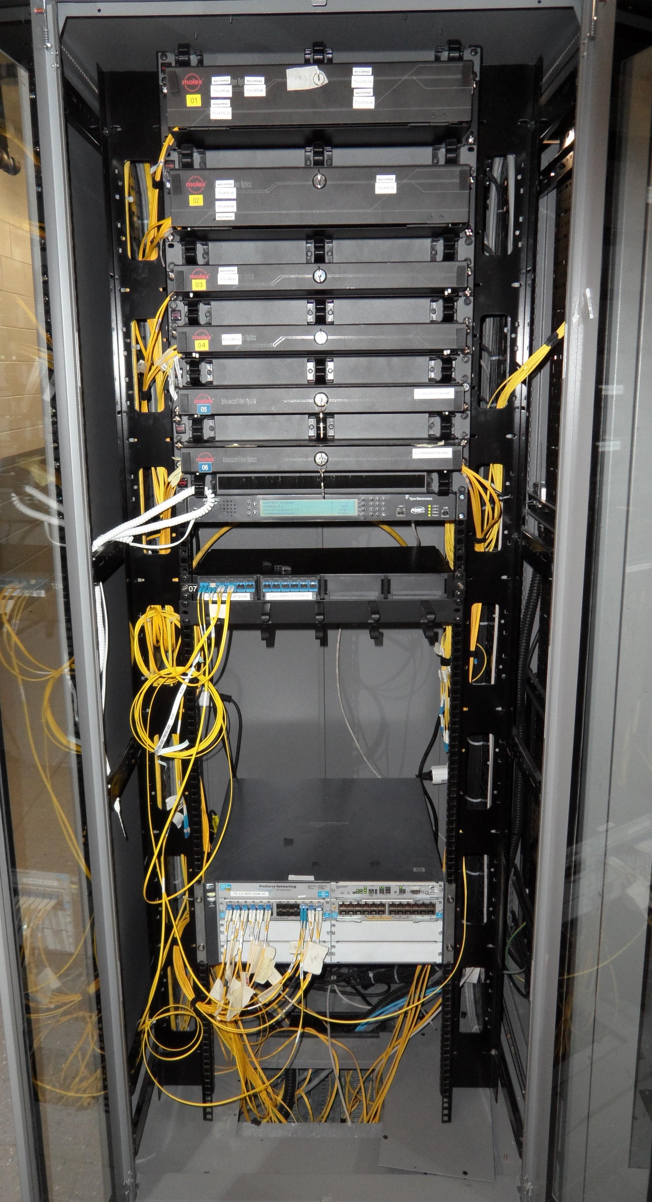 File Fiber Panel Rack Jpg Wikimedia Commons