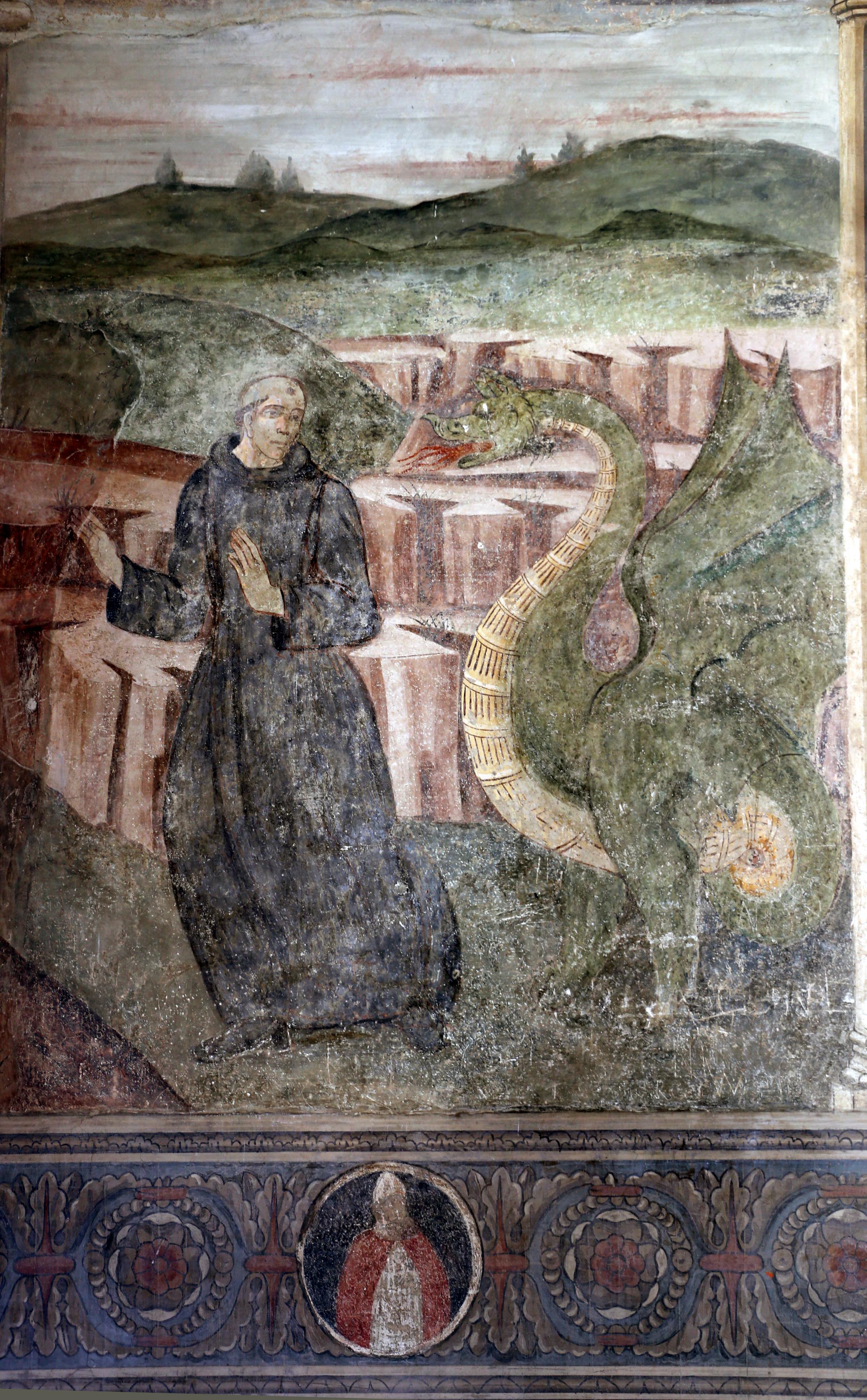 File:Filippo di antonio filippelli, storie di san benedetto, 1483, 29,