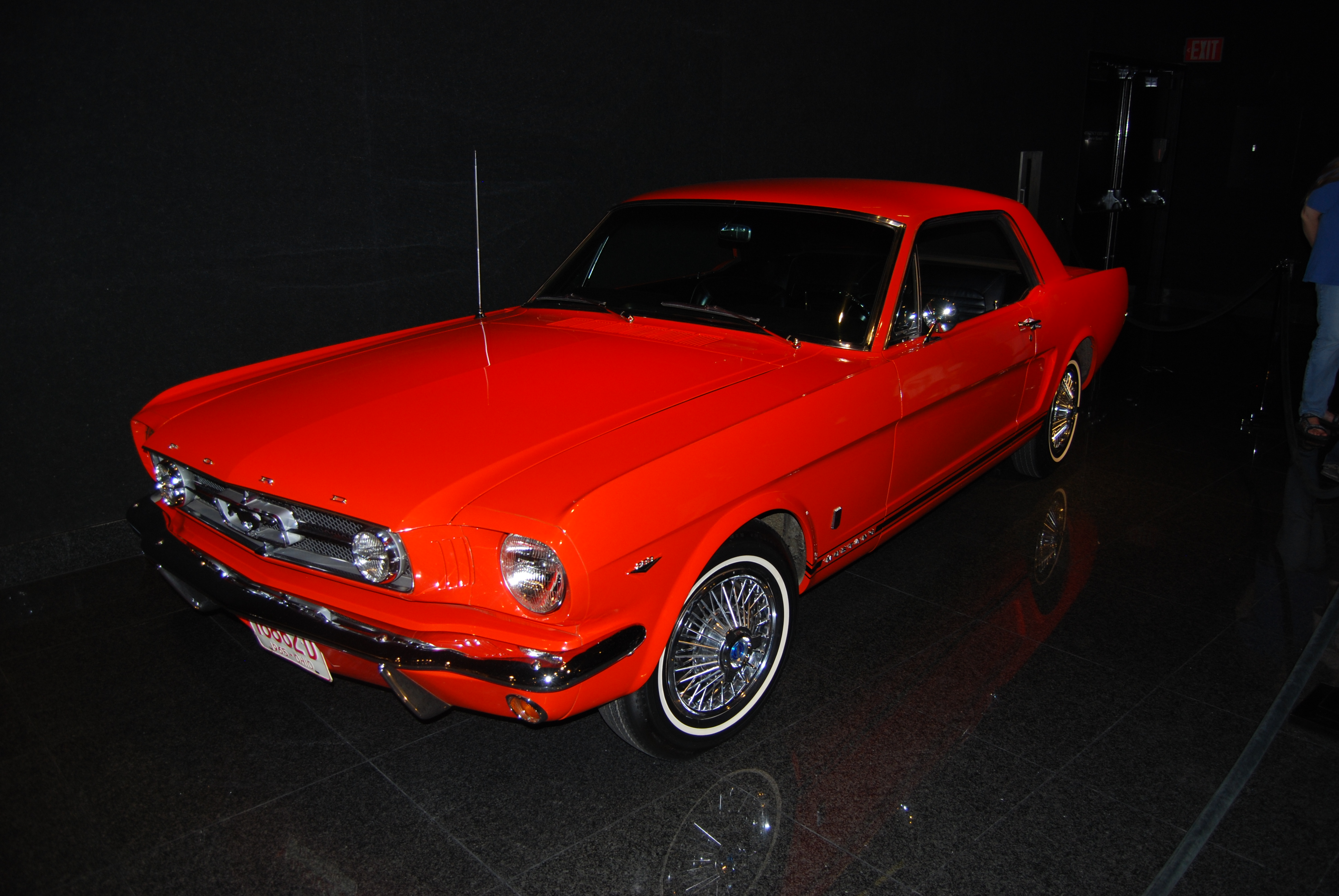 The 1964 1 2 Ford Mustang Voyager Fastback Image Result For