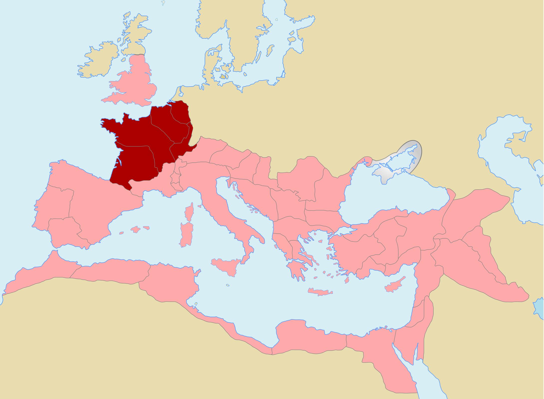 Gallia Comata - Wikipedia