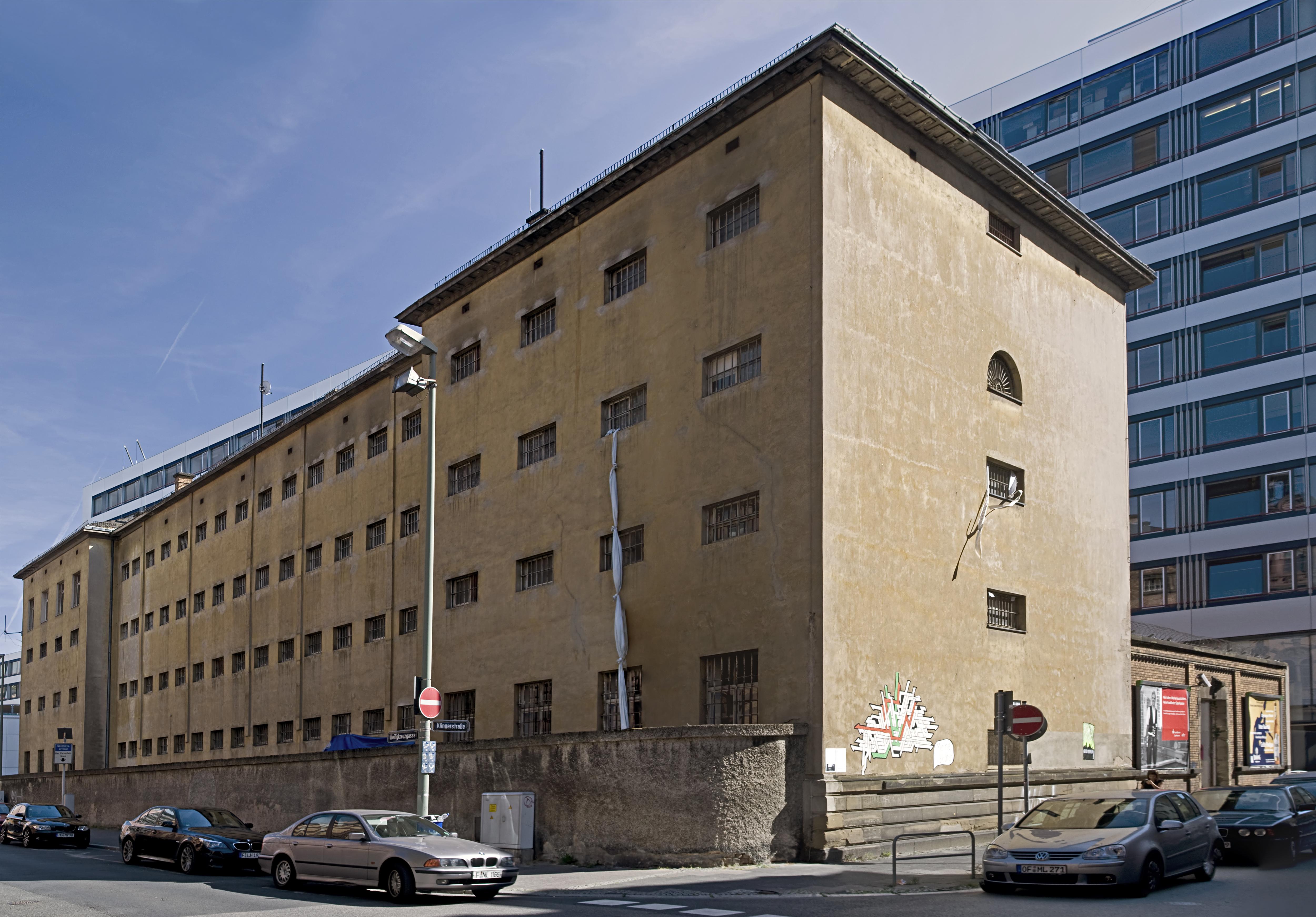 Frankfurt Gefängnis