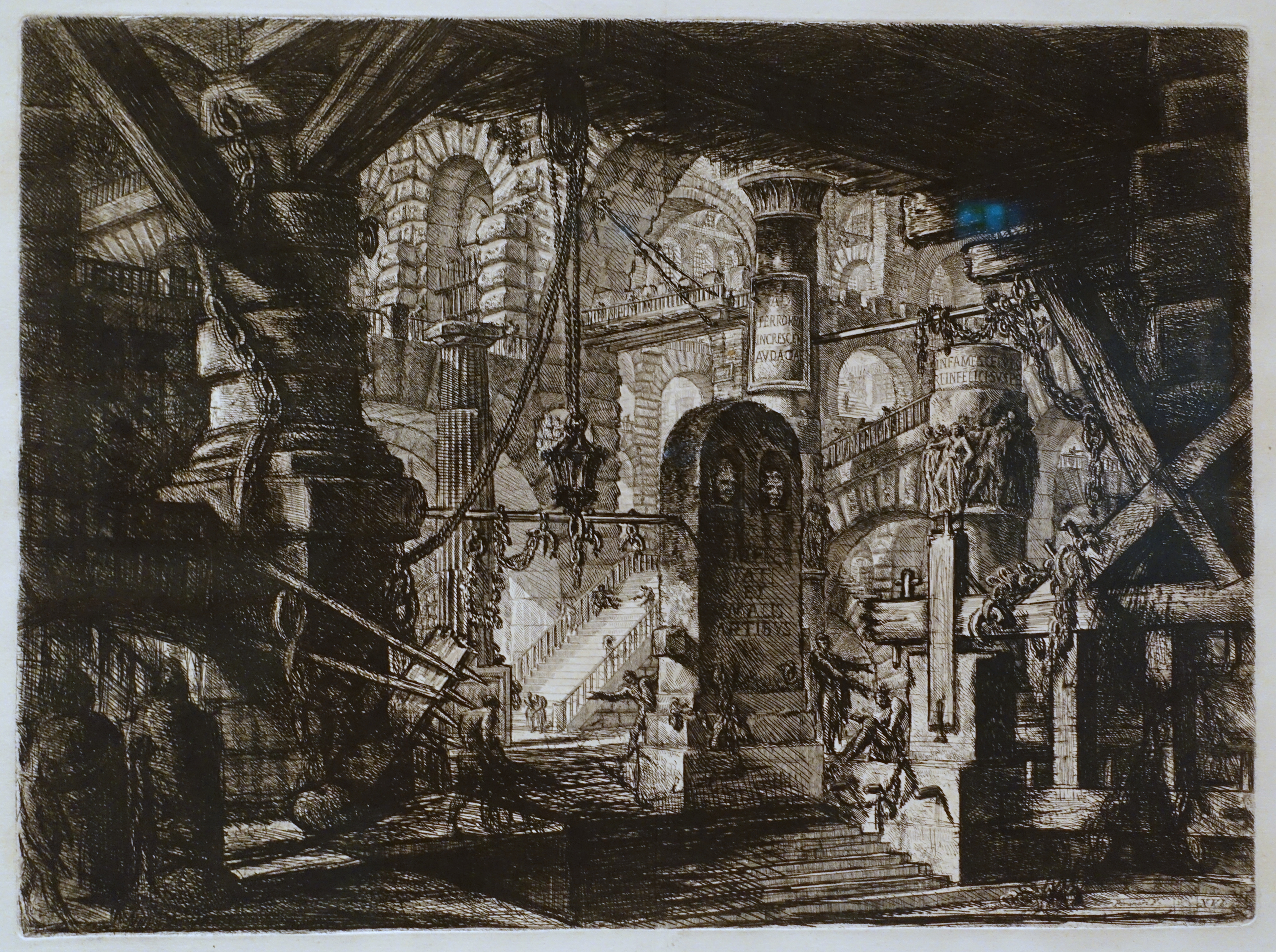 File:Giovanni Battista Piranesi - Le Carceri d'Invenzione - Second Edition  - 1761