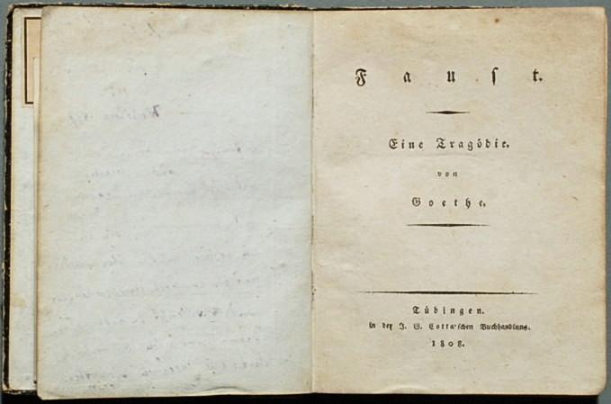 File:Goethe Faust I 1808.jpg