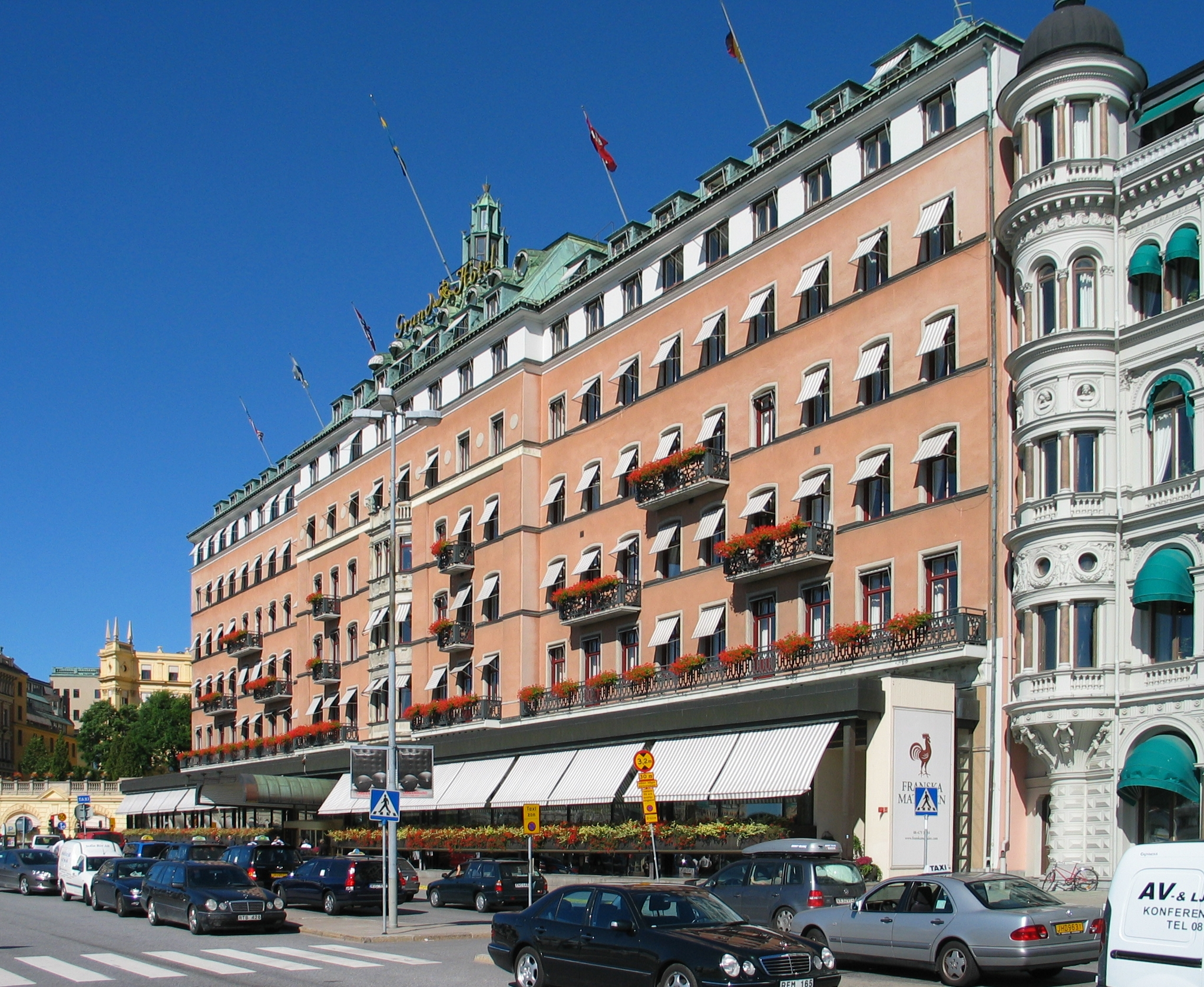 File grand hotel stockholm wikimedia commons for Grand hotel
