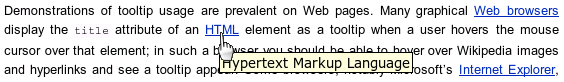 A web browser tooltip displayed for a hyperlink.