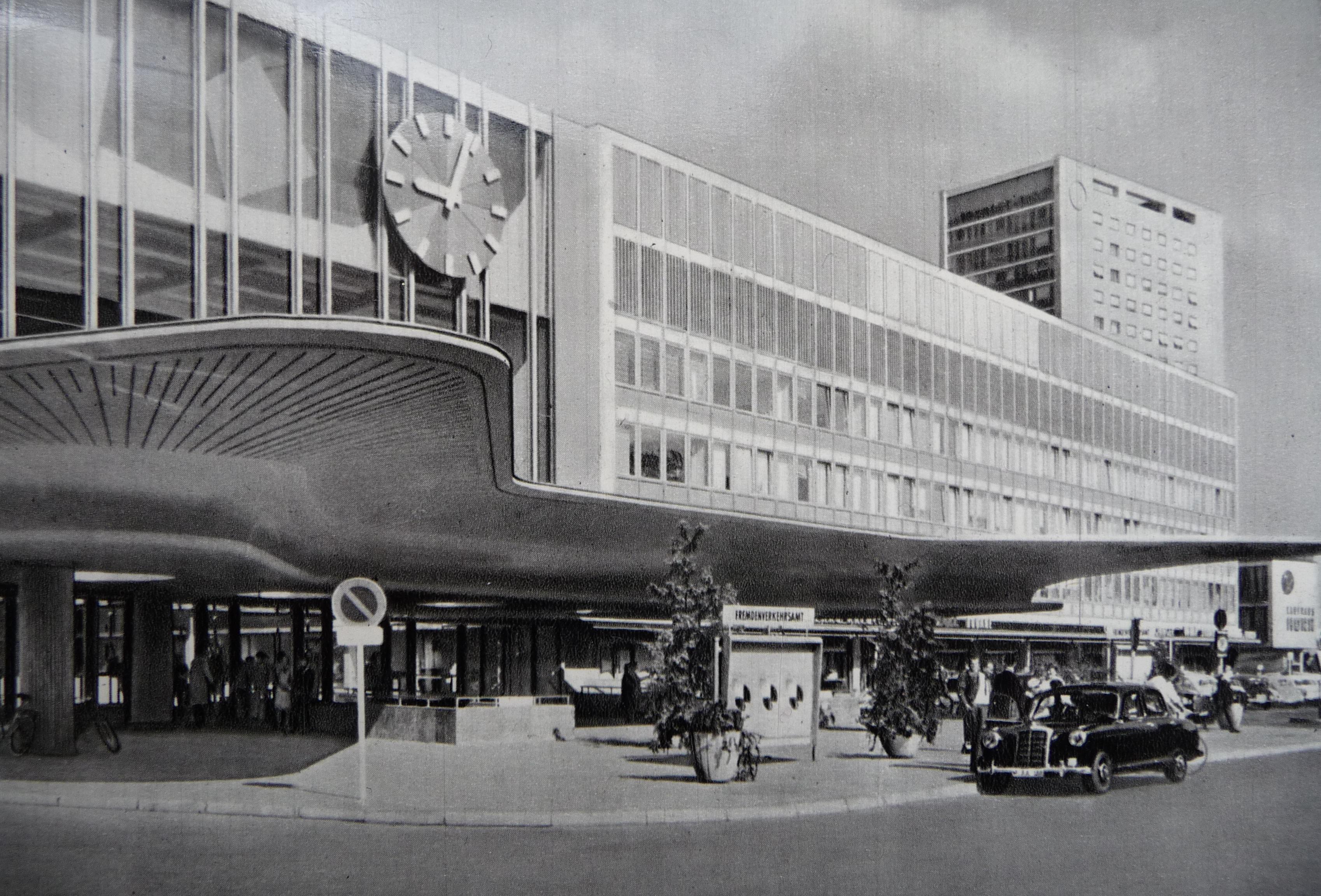 Karstadt M Ef Bf Bdnchen Hauptbahnhof Cafe