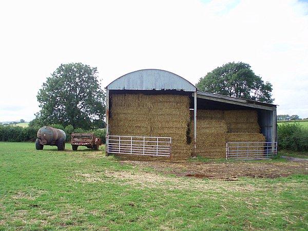 Uk Barn Buildings Th Century Luck Symbols