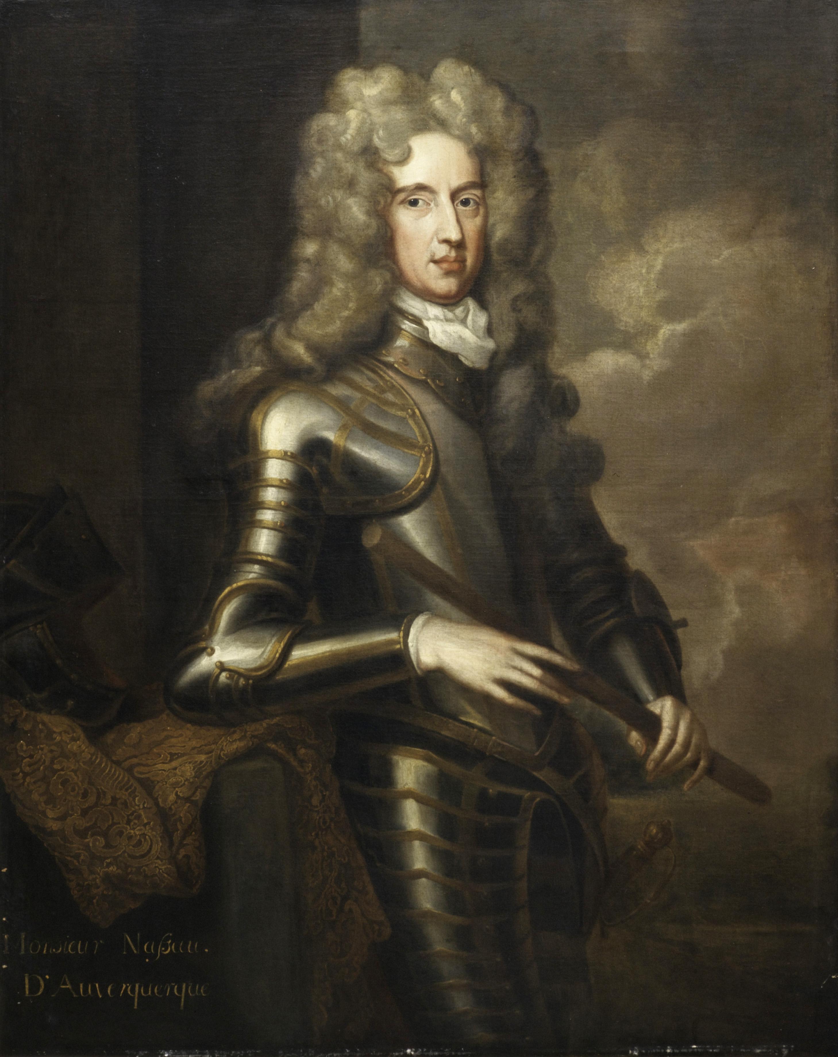 Hendrik van Nassau-Ouwerkerk