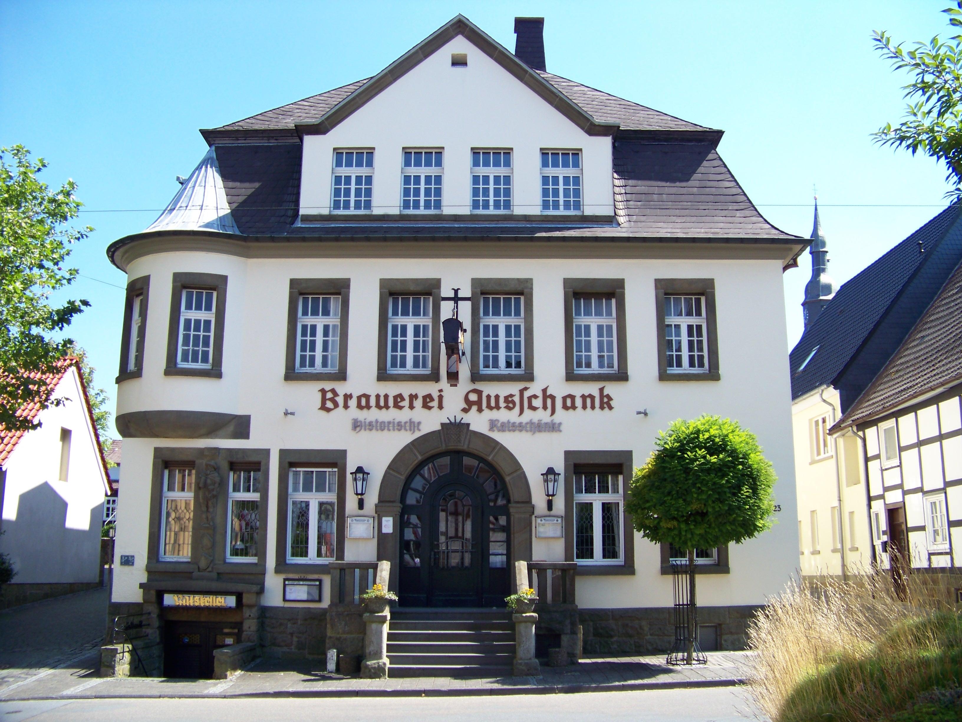 Datei:Historische Ratsschänke in Rüthen.jpg – Wikipedia