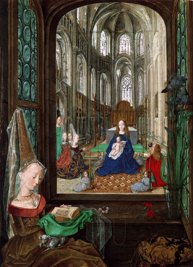 Master Of Mary Of Burgundy Wikipedia