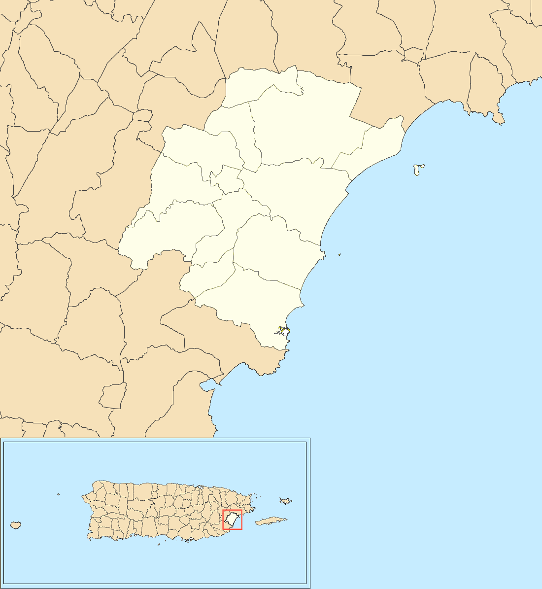 humacao puerto rico map File Humacao Puerto Rico Locator Map Png Wikimedia Commons humacao puerto rico map