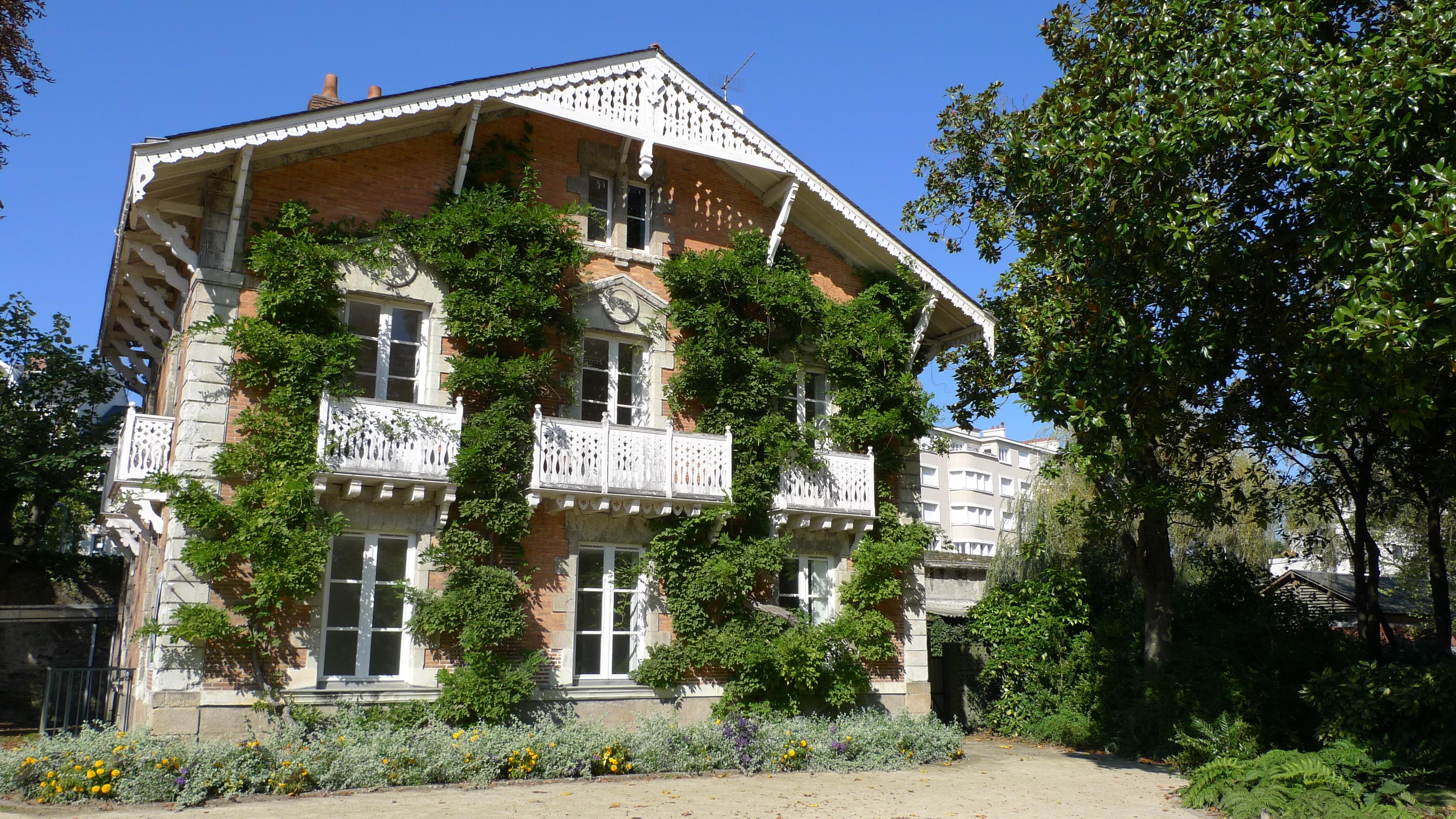 Jardin des plantes nantes for Restaurant jardin des plantes nantes