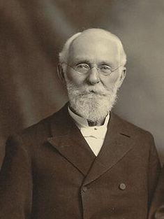 John R. Winder First Counselor in the First Presidency under Joseph F. Smith